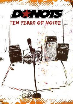Donots - Ten Years Of Noise Artwork