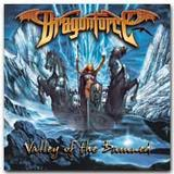 Dragon Force - Valley Of The Damned Artwork