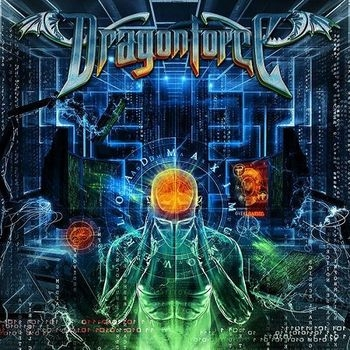 DragonForce - Maximum Overload Artwork