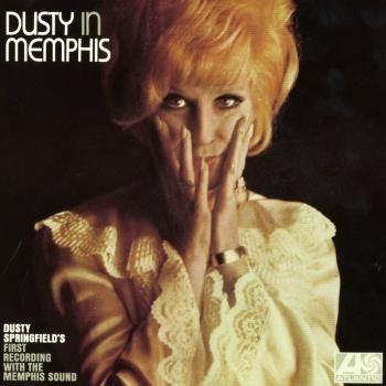 Dusty Springfield - Dusty In Memphis Artwork