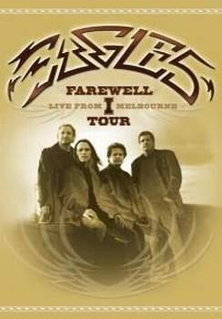 Eagles - Farewell I Tour - Live From Melbourne Artwork