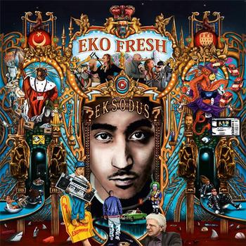 Eko Fresh - Eksodus Artwork