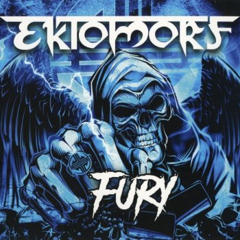 Ektomorf - Fury Artwork