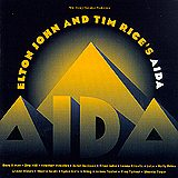 Elton John - Elton John And Tim Rice's Aida Artwork