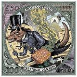 Elvis Costello - National Ransom Artwork