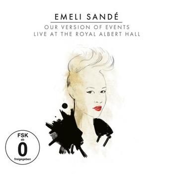 Emeli Sandé - Our Version Of Events: Live At The Royal Albert Hall Artwork