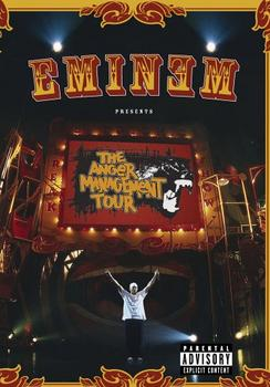 Eminem - The Anger Management Tour Artwork