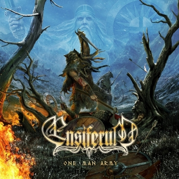 Ensiferum - One Man Army Artwork