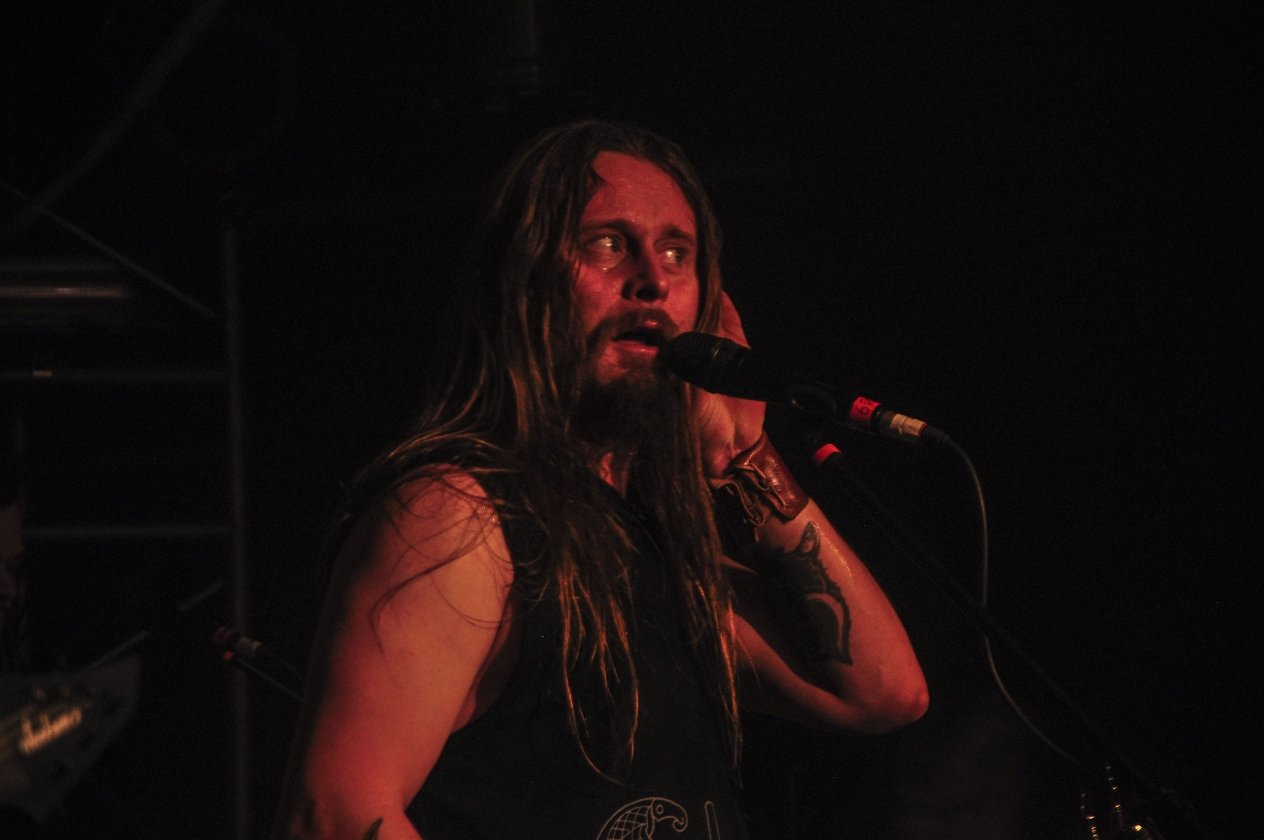 Enslaved – Progressive Viking Black Metal over Cologne. – Mit neuer Platte.