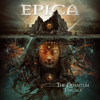 Epica - The Quantum Enigma Artwork