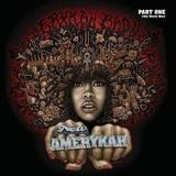 Erykah Badu - New Amerykah Part One (4th World War) Artwork