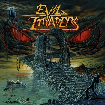 Evil Invaders - Pulses Of Pleasure Artwork