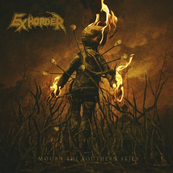 Exhorder - Mourn The Southern Skies Artwork