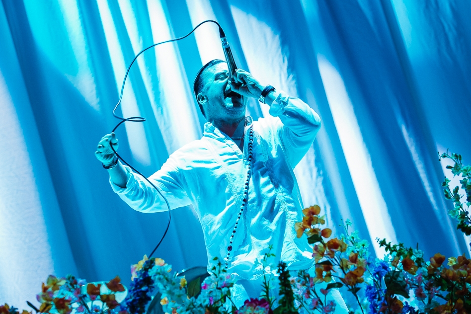 Faith No More – Mike Patton und Co. bei der Festival-Erstauflage. – Volle Power.