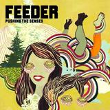 Feeder - Pushing The Senses Artwork