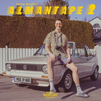 Felix Krull - Almantape 2 Artwork