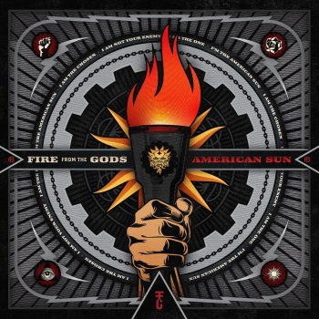 Fire From The Gods - American Sun Artwork