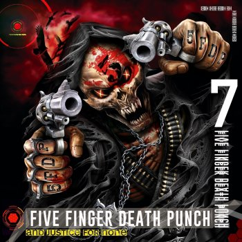 Five Finger Death Punch - And Justice For None Artwork