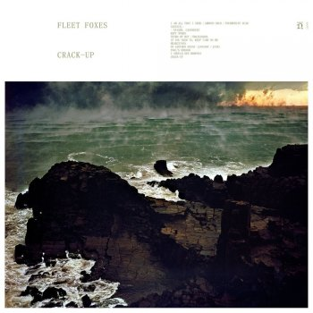 Fleet Foxes - Crack-Up Artwork