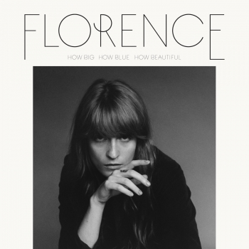 Florence And The Machine - How Big How Blue How Beautiful Artwork