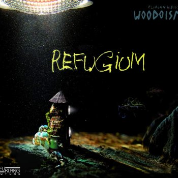 Florian Weiss' Woodoism - Refugium Artwork