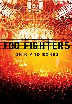 Foo Fighters - Skin And Bones Artwork