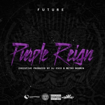 Future - Purple Reign Artwork