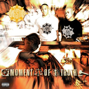 Gang Starr - Moment Of Truth Artwork