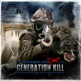 Generation Kill - Red, White And Blood Artwork