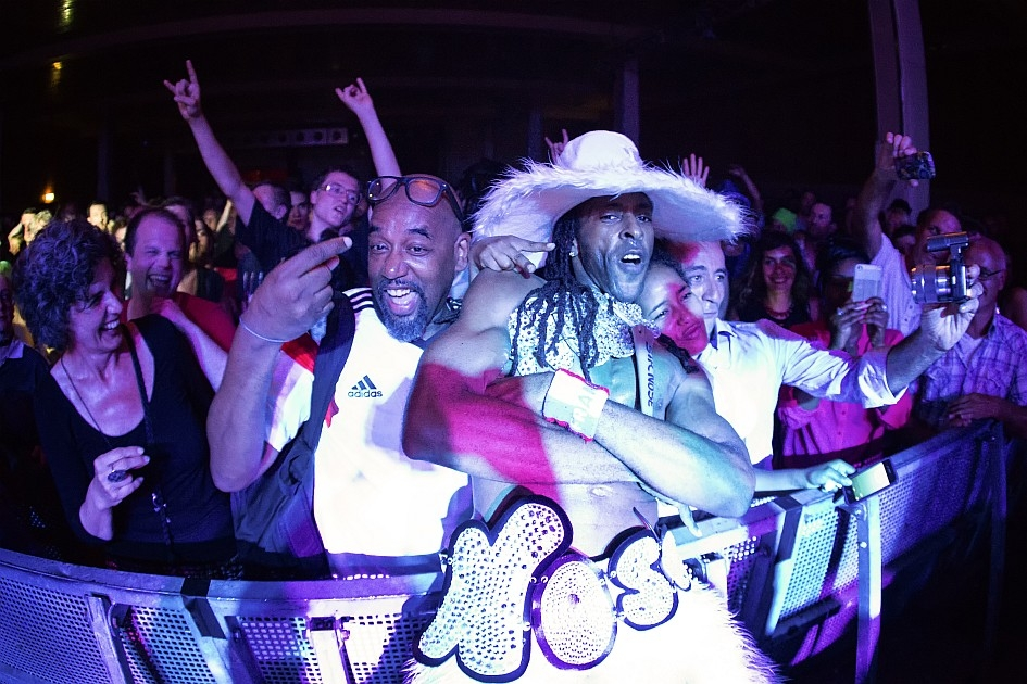 George Clinton – The Mothership has landed! – Look at ...