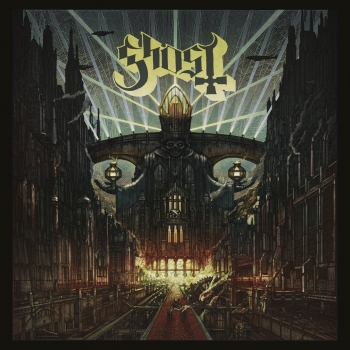 Ghost - Meliora Artwork