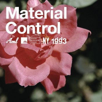 Glassjaw - Material Control Artwork