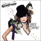 Goldfrapp - Black Cherry Artwork