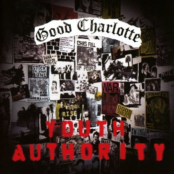 Good Charlotte - Youth Authority Artwork