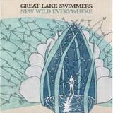 Great Lake Swimmers - New Wild Everywhere Artwork