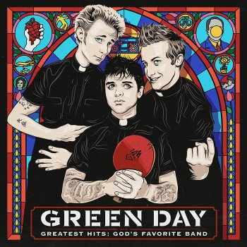 Green Day - God's Favorite Band Artwork