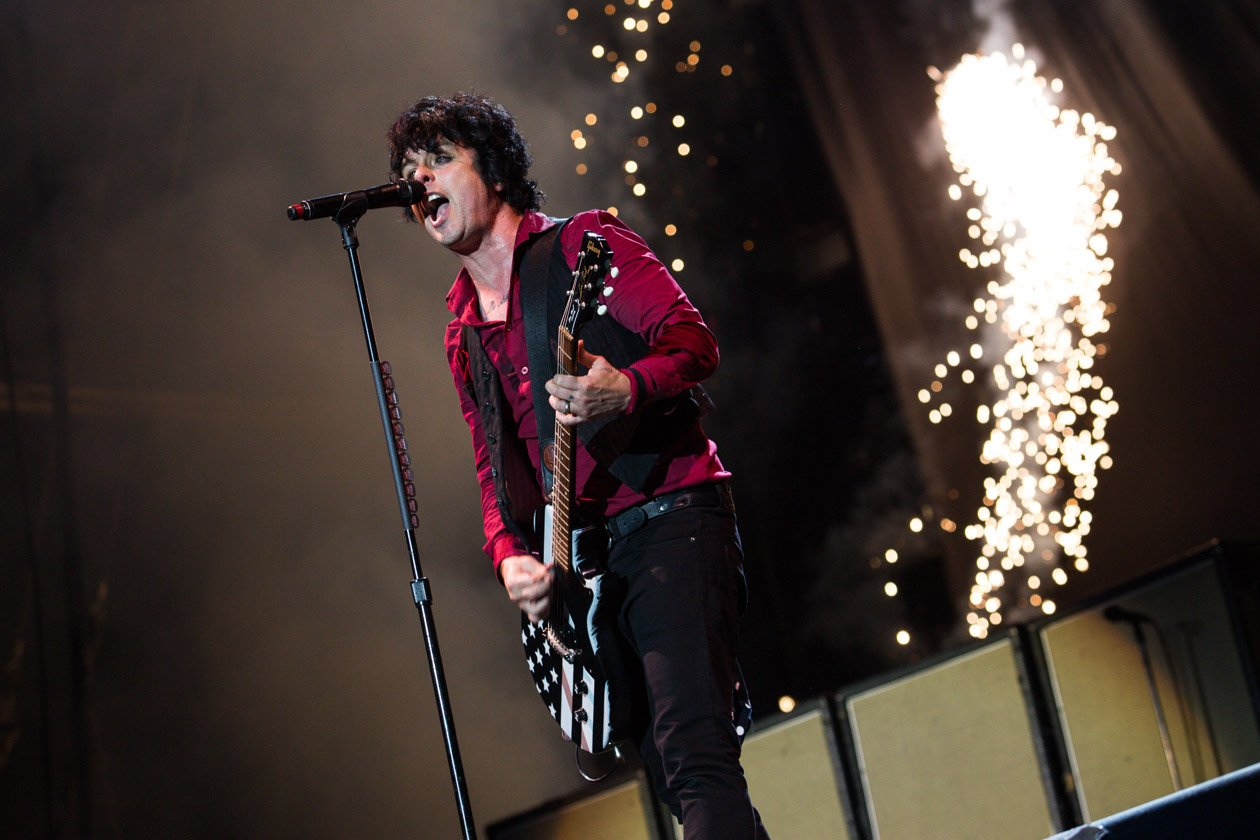 Green Day – Billie.