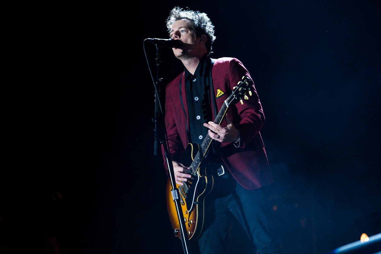 Green Day – Großes Besteck: Der Freitags-Headliner in Scheeßel. – Jason.