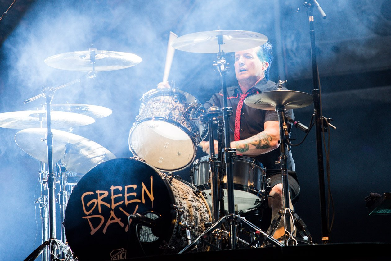 Green Day – Tré am Kit.