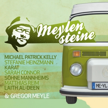 Gregor Meyle - Meylensteine Artwork
