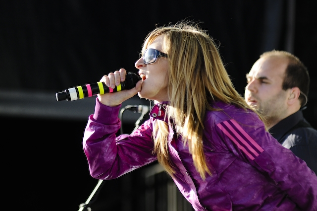 Guano Apes – Guano Apes bei Rock am Ring 2009