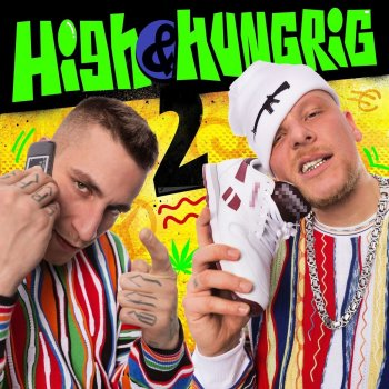 Gzuz & Bonez MC - High Und Hungrig 2 Artwork