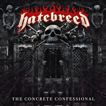 Hatebreed - The Concrete Confessional Artwork