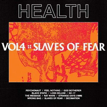 Health - VOL.4 :: SLAVES OF FEAR Artwork
