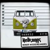Hellsongs - Minor Misdemeanors Artwork