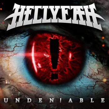 Hellyeah - Unden!able Artwork