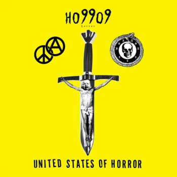 Ho99o9 - United States Of Horror Artwork
