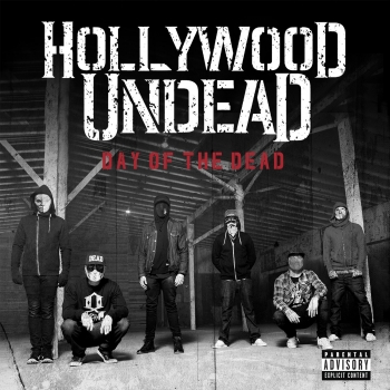 Hollywood Undead - Day Of The Dead Artwork
