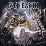 Iced Earth - Dystopia Artwork