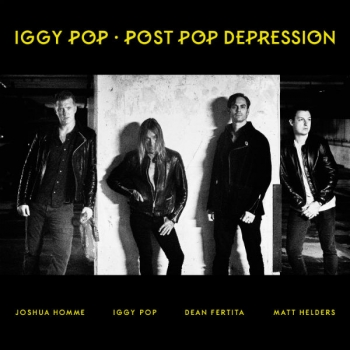 Iggy Pop - Post Pop Depression Artwork